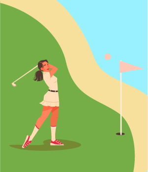 3Best Female Golfers Of All Time