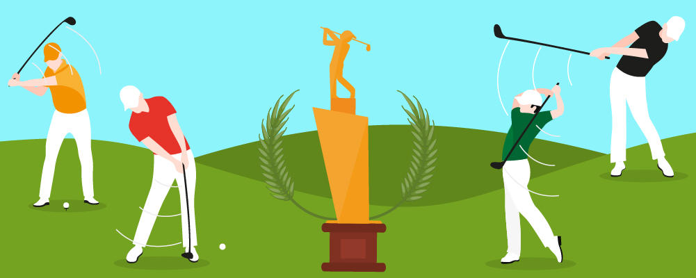 4On The Ball The 50 Greatest Golfers Of All Time